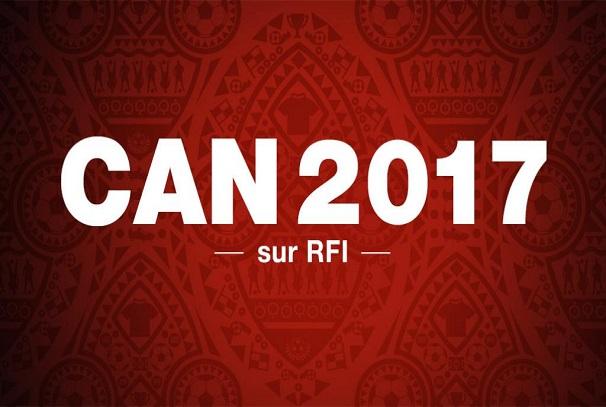 CAN 2017 sur RFI