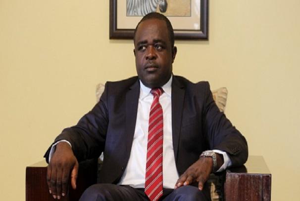Dieudonné Minlama Mintogo, (crédit photo Minlama)