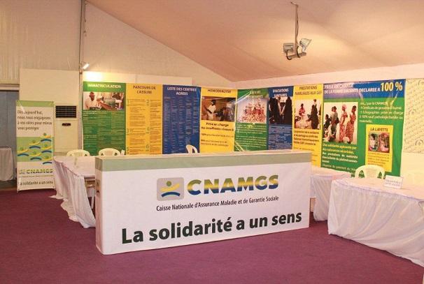 La CNAMGS