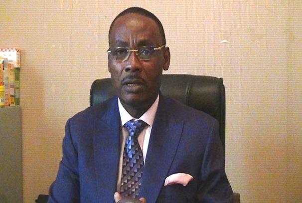 Le DG Alain Ndjoubi Ossamy et la douane gabonaise