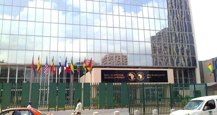 Le siège de la BAD à Abidjan