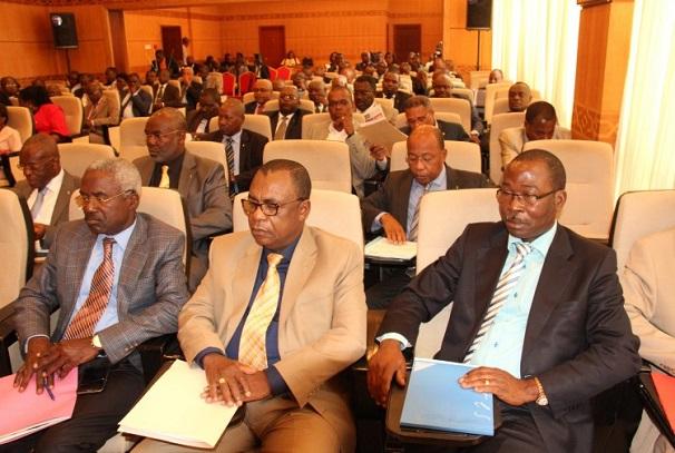 Les Sénateurs gabonais votent le budget 2017