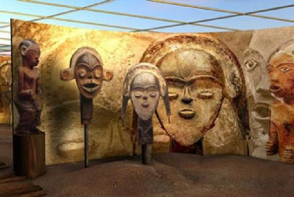 Les masques du Gabon