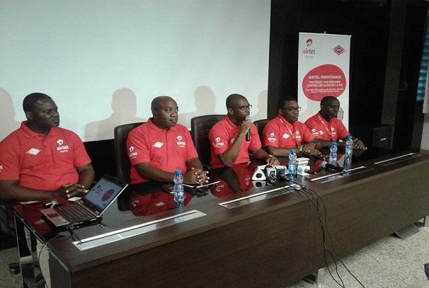 Partenariat entre Airtel Gabon et SUNU assurance