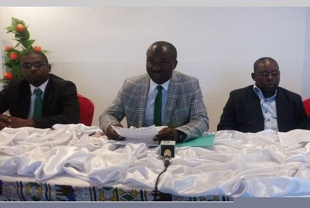 Thierry Alain Moukwangui Madoungou interpelle les religiuex