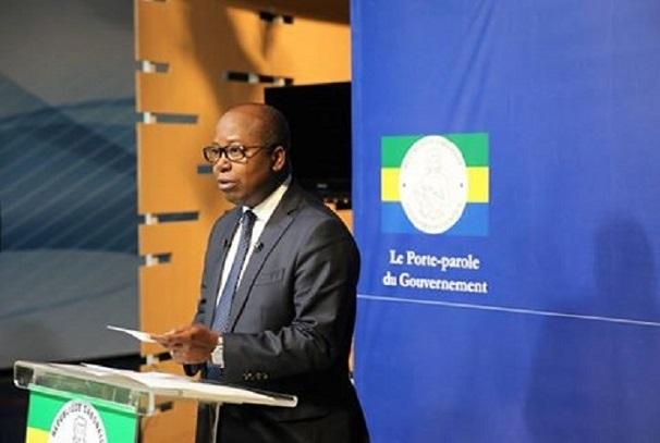 Alain-Claude Bilie By Nze, le porte-parole du Gouvernement Gabonais