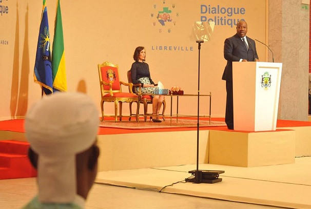 Ali Bongo Ondimba ouvre le dialogue politique