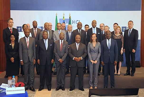 Ali Bongo Ondimba préside le Haut Conseil pour l'Investissement