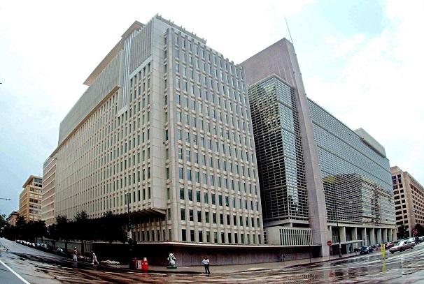Le siège de la Banque Mondiale à Washington