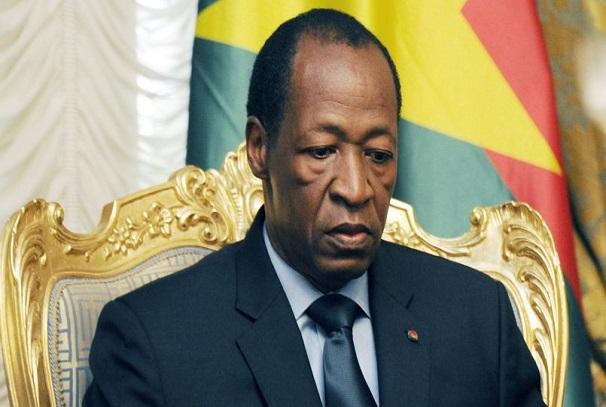 Blaise Compaoré vit à Abidjan