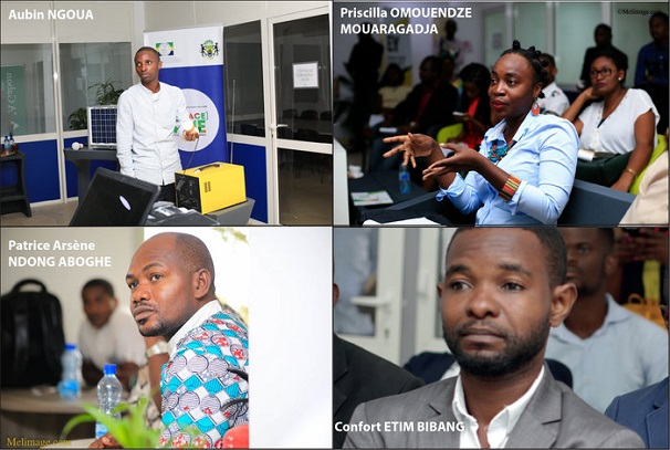 Fondation Tony Elumelu, les 4 startups issues de JA Gabon