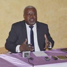 Guy Benjamin Ndounou, DG de l'EPCA (photo gabonreview)