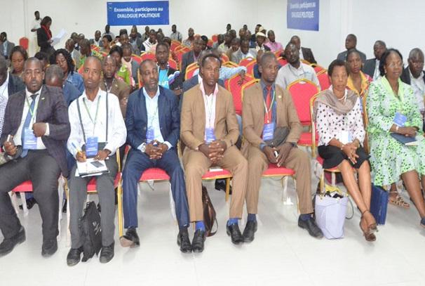 Les participants du panel 1