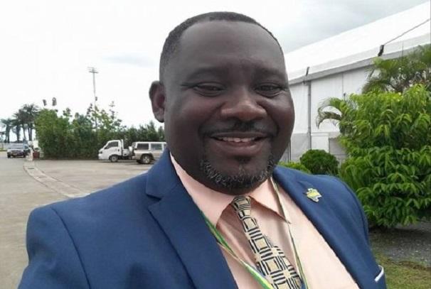 Patrick Dizoa du syndicat de l'administration du budget