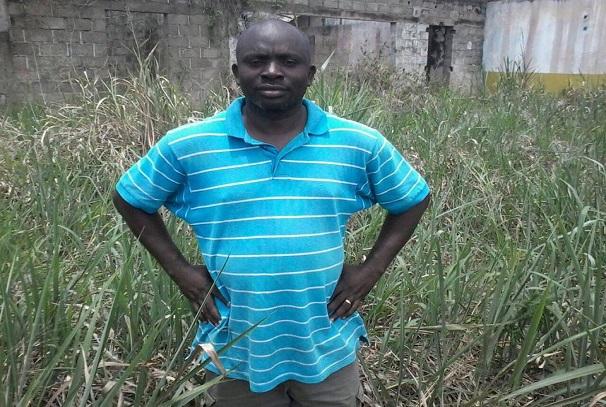 Cyprien Moungouli, le syndicaliste en prison