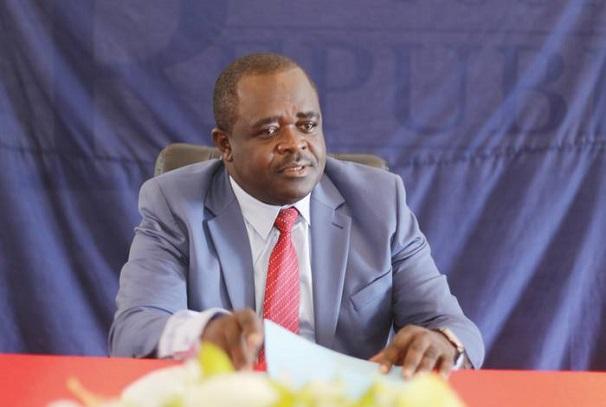 Dieudonné Minlama Mintogo, le fondateur du parti (Ensemble Pour la République)