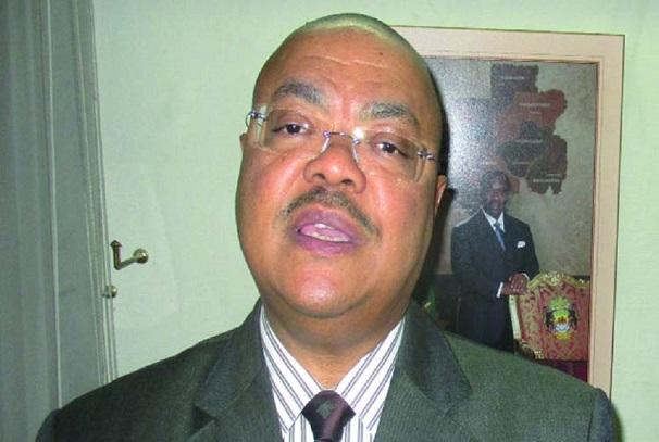 Jacques Dénis Tsanga, le gouverneur du Haut-Ogooué