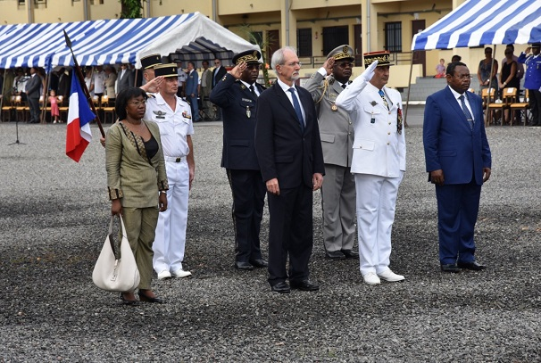 armistice à Libreville