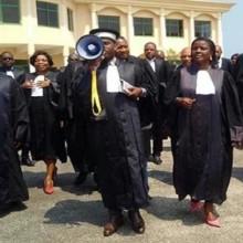 grève des magistrats au Gabon