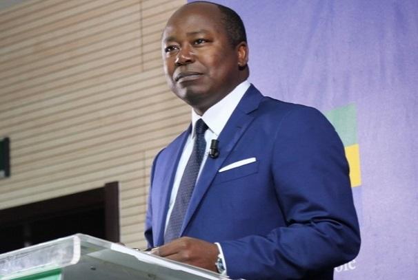 Alain-Claude Bilie By Nze, porte-parole du gouvernement