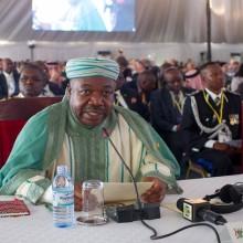 Ali Bongo Ondimba s'exprime sur la situation des réfugiés