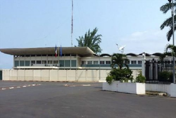 Ambassade France au Gabon