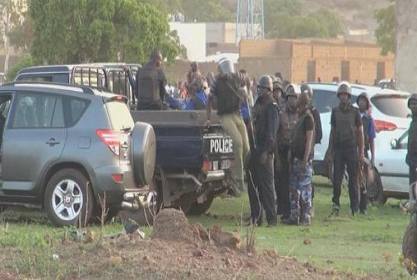 Attentat au Mali