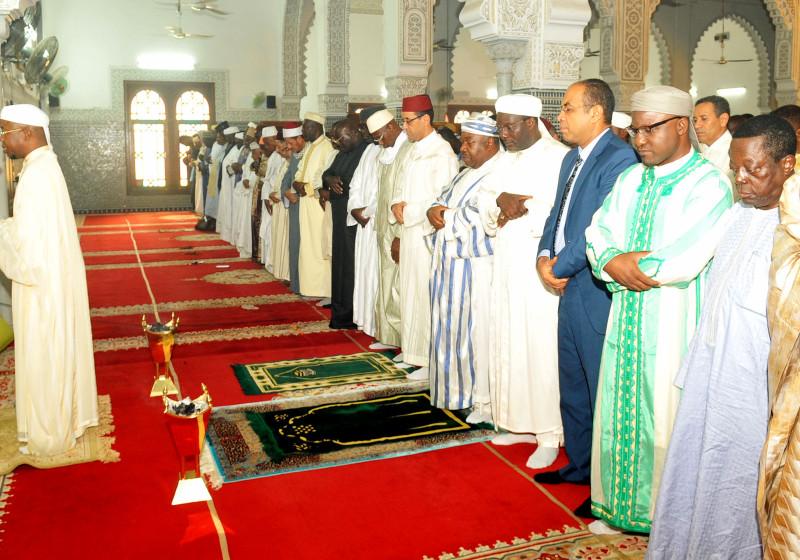 Fête du ramadan au Gabon