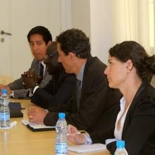 Les experts de la CPI venus au Gabon