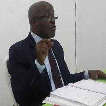 David Mbadinga contre Jean Ping