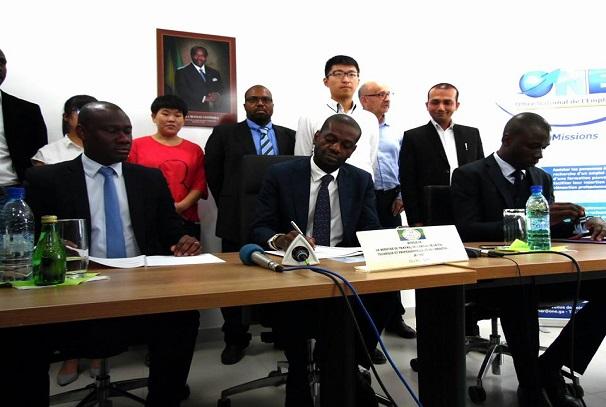 Emploi des jeunes Gabon à la ZES de Nkok