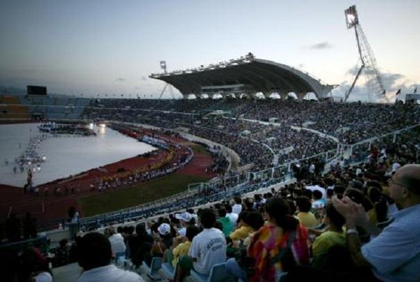 Le Gabon aux jeux de la francophonie