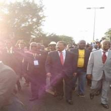Le retour de Jean Ping à Libreville