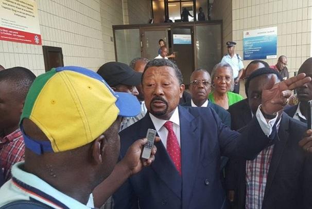 Retour de Jean Ping à Libreville