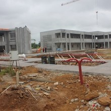 centre de formation Mohammed VI à Libreville