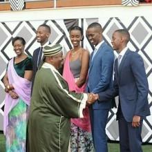 Ali Bongo Ondimba félicite Paul Kagame