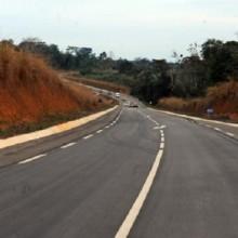 Ali Bongo Ondimba va inaugurer la route
