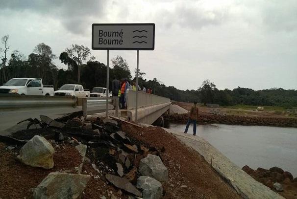 Pont Boumé Boumé