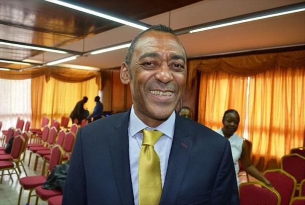 Patrick Eyogo Edzang