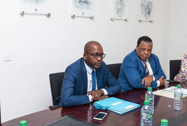 Herman-Régis Nzoundou Bignoumba à la CDC