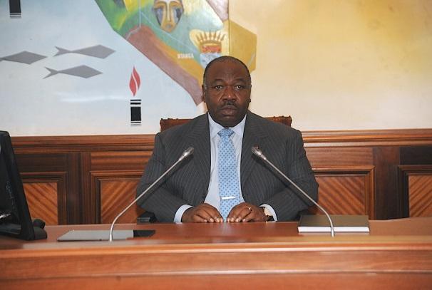 Le président Ali Bongo Ondimba, Conseil des ministres