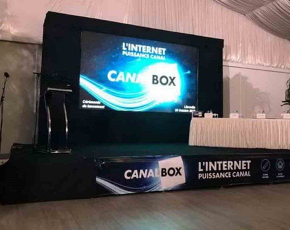 Internet avec Canalbox