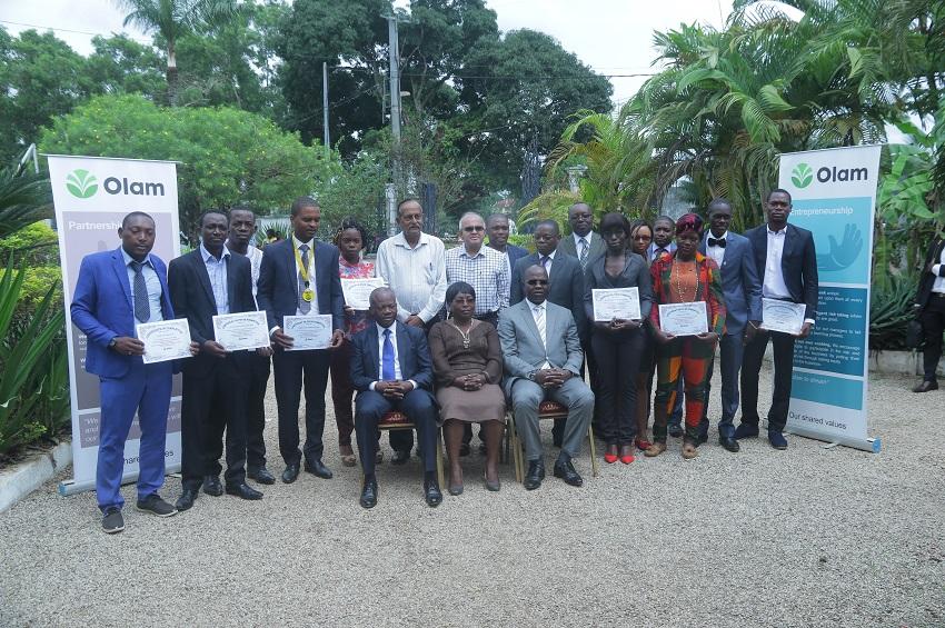 La cuvée du programme Management Talents d'Olam