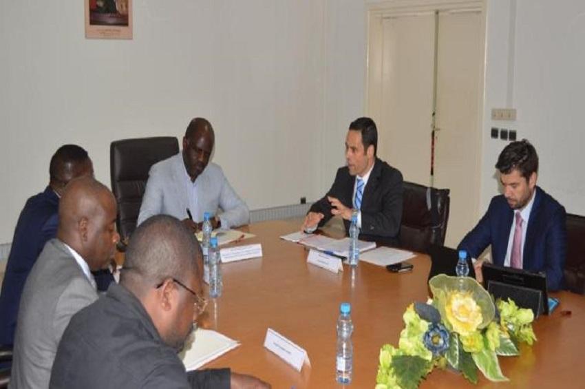 Le Gabon et le FMI