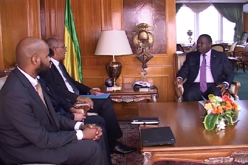 Le Premier ministre reçoit le représentant de la BID