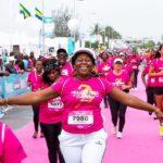 Le marathon du Gabon
