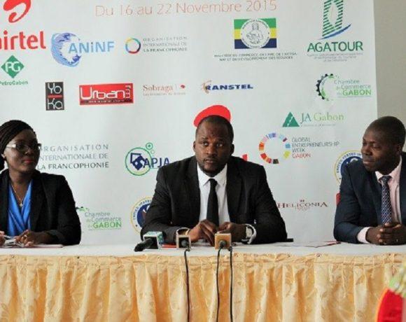 Semaine mondiale de l'entrepreneuriat au Gabon