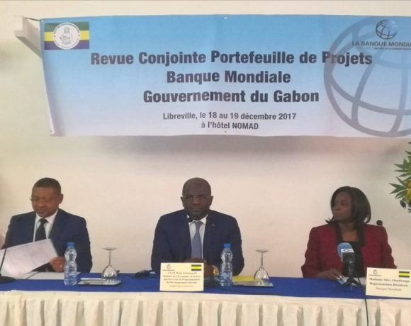 Jean-Marie Ogandaga, Régis Immongault et Alice Ouédraogo