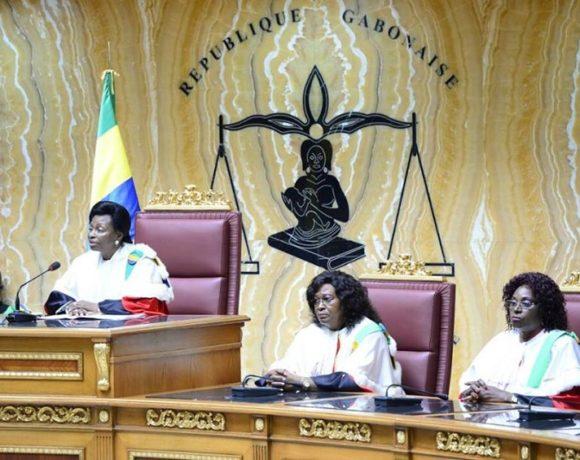 Rentrée de la Cour constitutionnelle