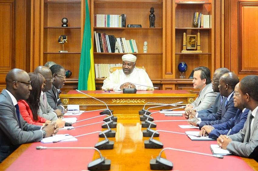L'annonce d'Ali Bongo Ondimba sur la dette intérieure